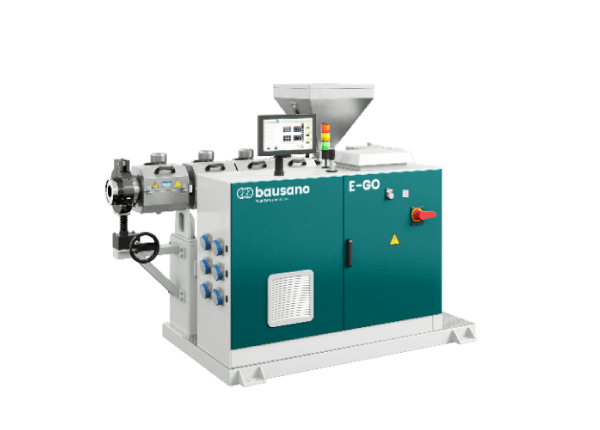 E-GO Series Single Screw Extruders