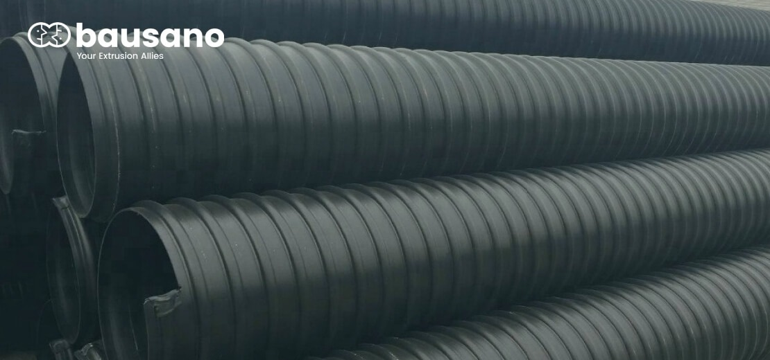 Use of Corrugated HDPE Products